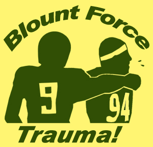 Blount Force Trauma design