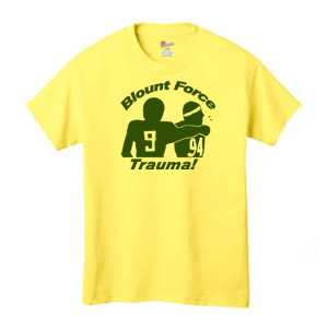 Blount Force Trauma shirt