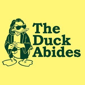 The Duck Abides