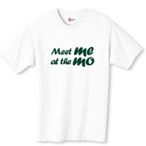 Meet me at the Mo shirt